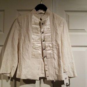 Ming Oriental Inspired Blazer Jacket